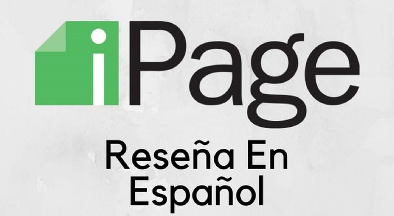 iPage español