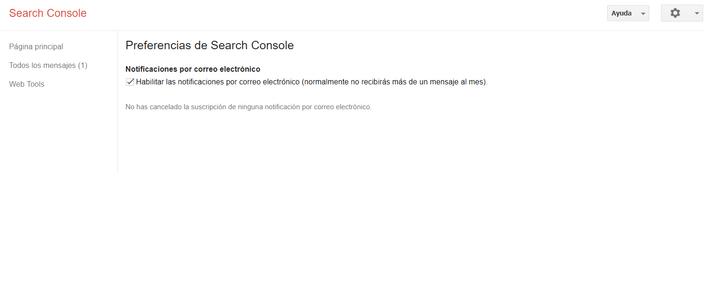 search console tutorial