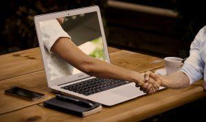 trabajo de asistente virtual