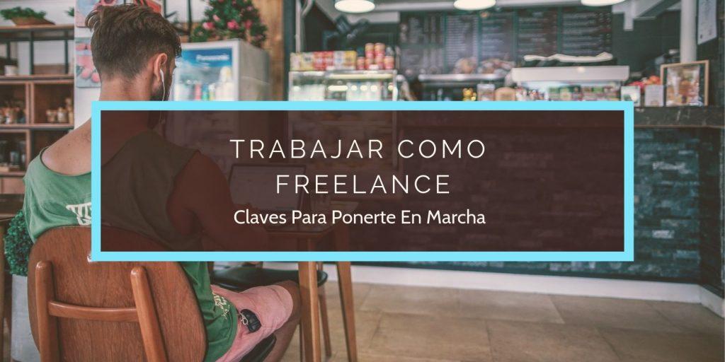 trabajar freelance