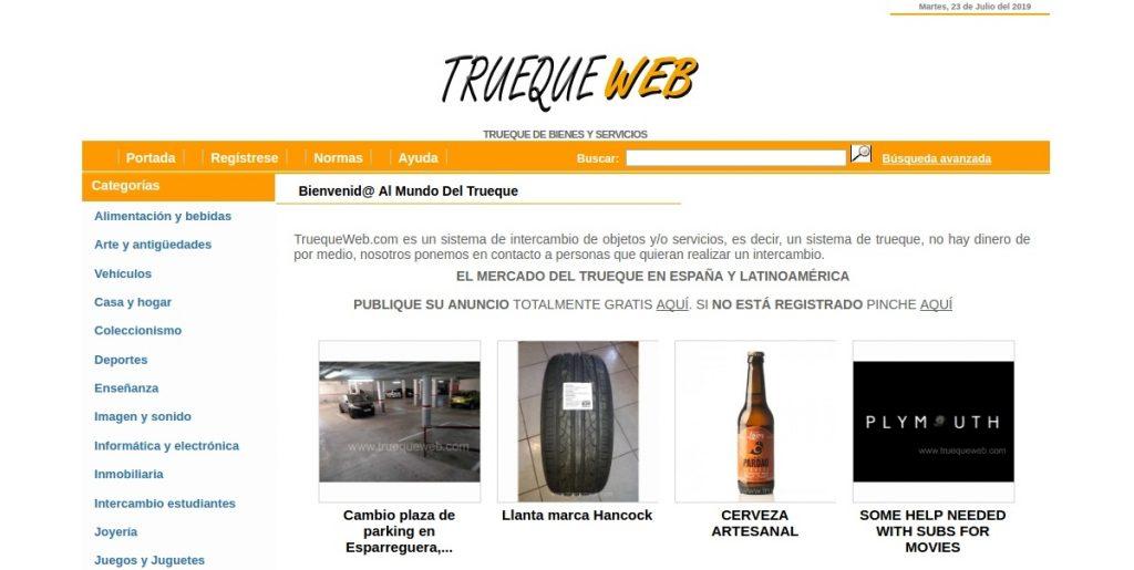 truequeweb