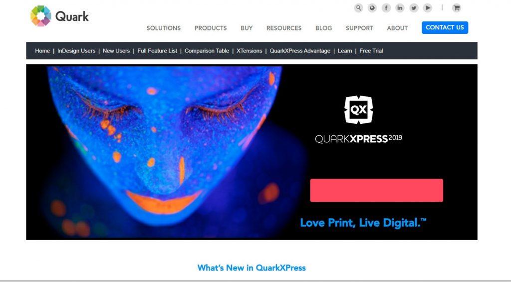 QuarkPress